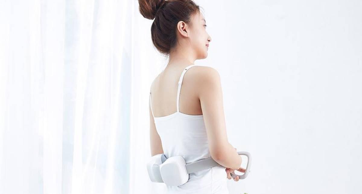 Как в рекламе 90-х: Xiaomi выпустила массажер шеи
