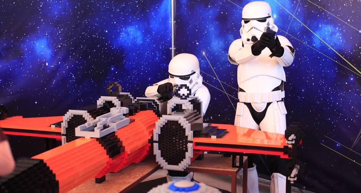 Звезда Смерти в Днепре: Украинские LEGO-стройки, которые хочется увидеть своими глазами