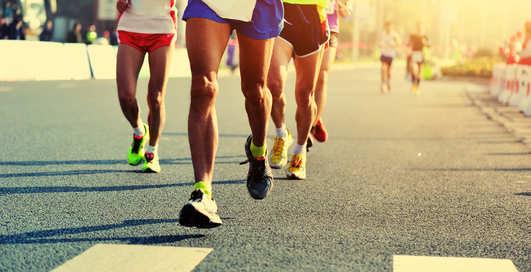 Как подготовится к первому марафону