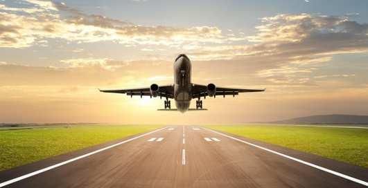 Назван процент украинцев, которые путешествуют самолетами