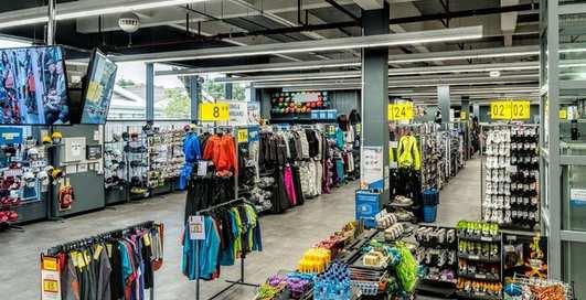 В Киеве откроют магазин наибольшего производителя спорттоваров в мире