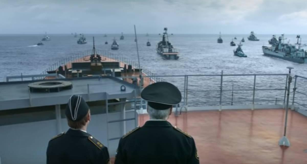 Вышел трейлер к фильму о подводной лодке