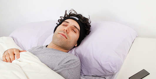 Засыпать под звуки природы: Как это влияет на мозг