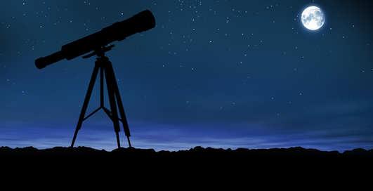 Лайфхак: Как самому сделать телескоп