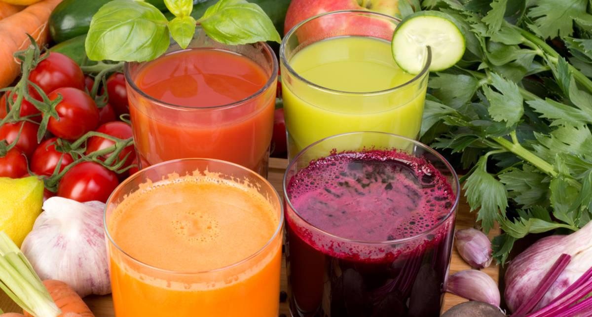 ТОП-3 лучших сока для пищеварения