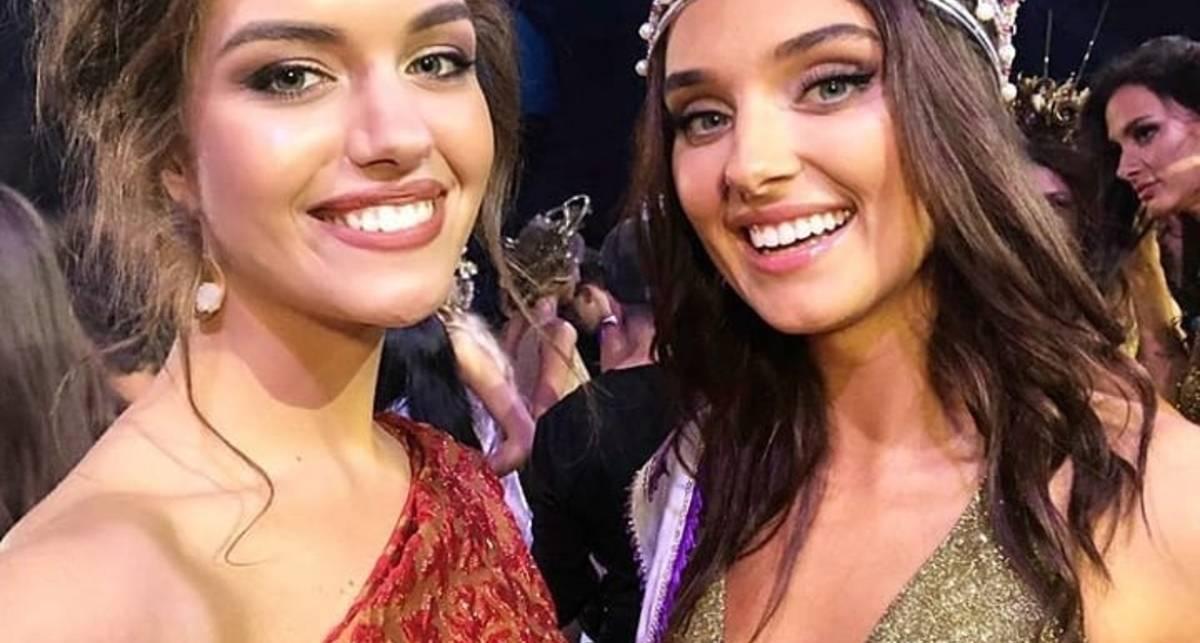 Красотка дня: Мисс Украина-2018 Вероника Дидусенко
