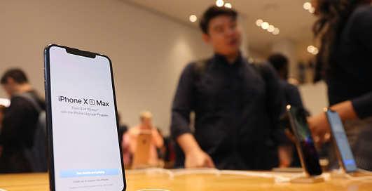 Сколько нужно работать, чтобы купить iPhone XS