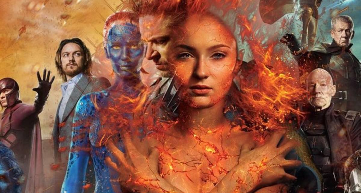 Темный Феникс: Вышел трейлер новой части