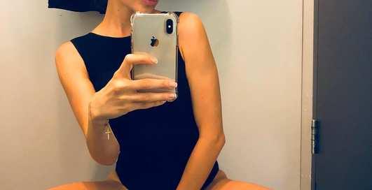 """Украинская певица показала """"мостик"""" в сексуальном видео"""