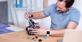 Компания LEGO показала конструктор для взрослых