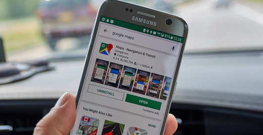 Пробки и расписание транспорта: в Google Maps добавили новые функции