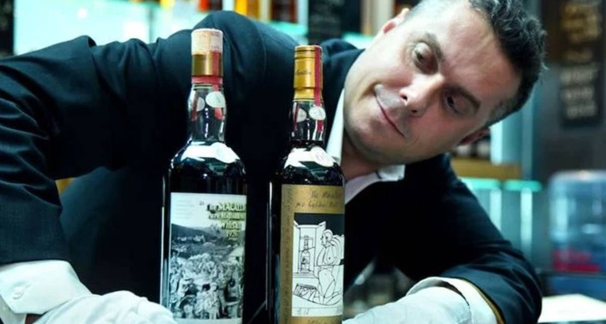 Сколько стоит самый дорогой виски в мире