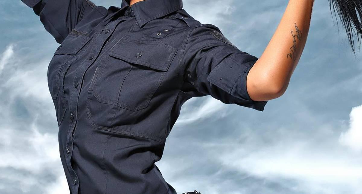 Не только мужчины: Сколько женщин работает в полиции