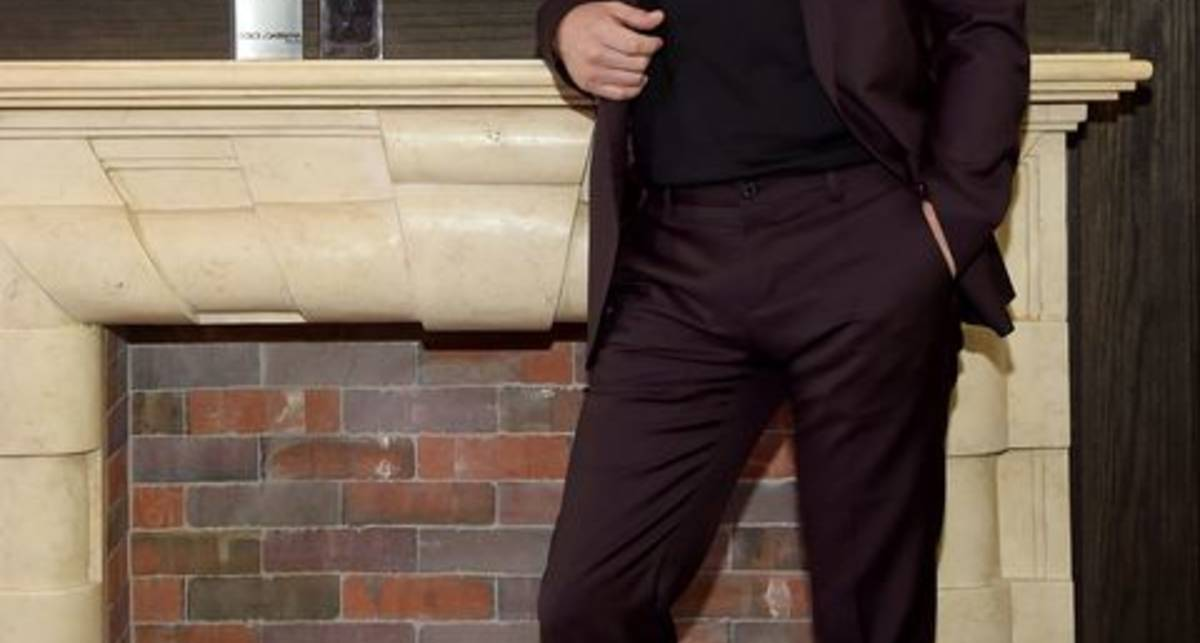 Кит Харингтон стал лицом аромата Dolce&Gabbana