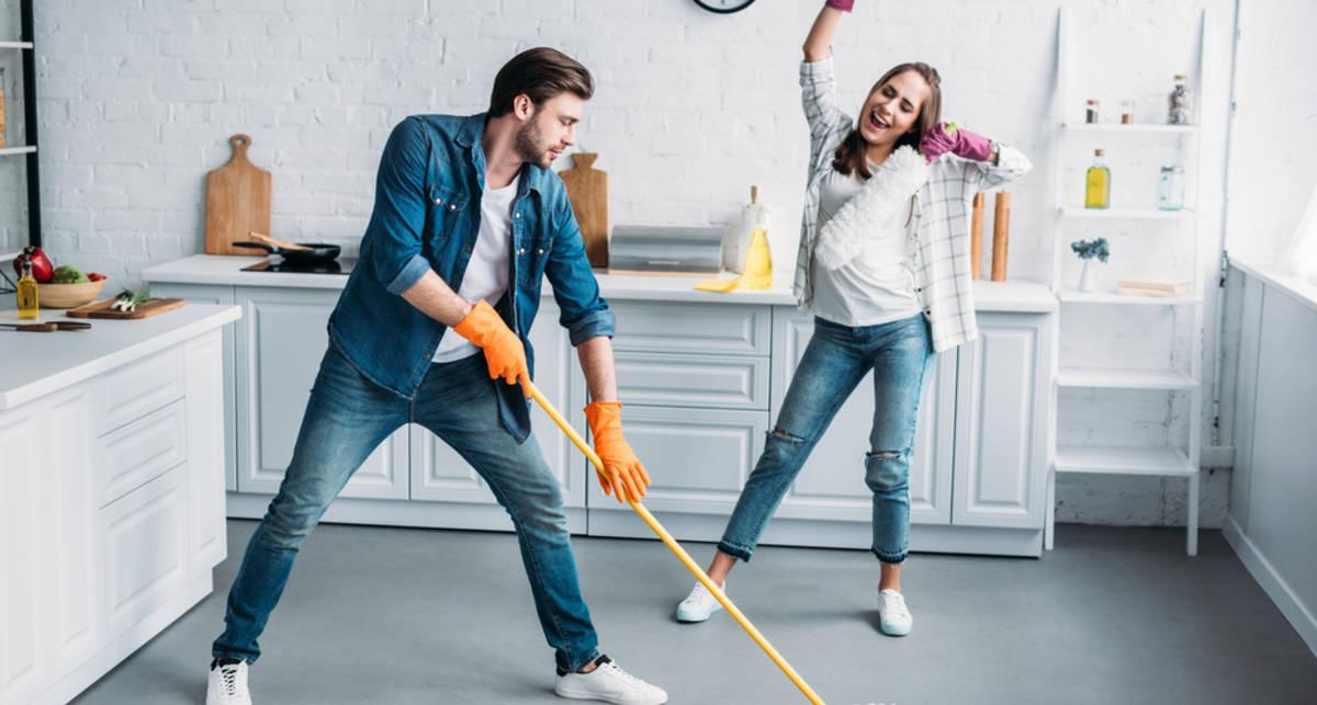 Лайфхаки для быстрой и удобной уборки дома