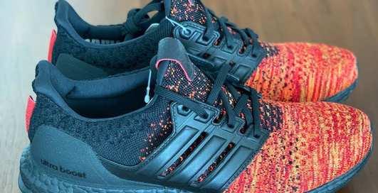"""Adidas показал модель кроссовок из коллекции по мотивам """"Игры престолов"""""""