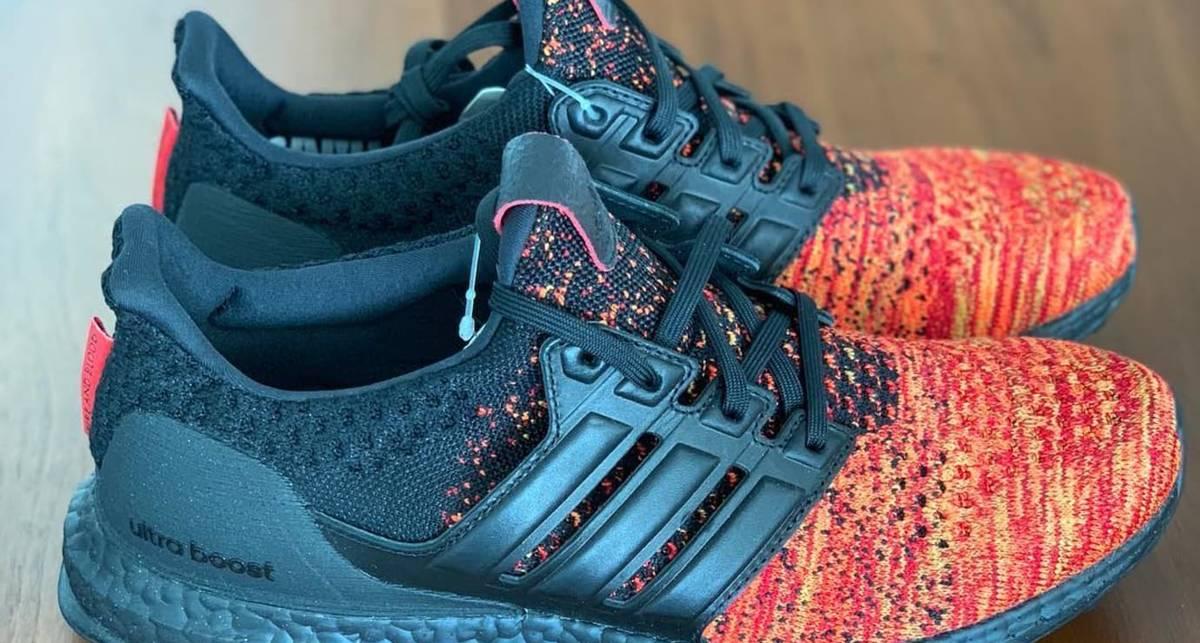 Adidas показал модель кроссовок из коллекции по мотивам