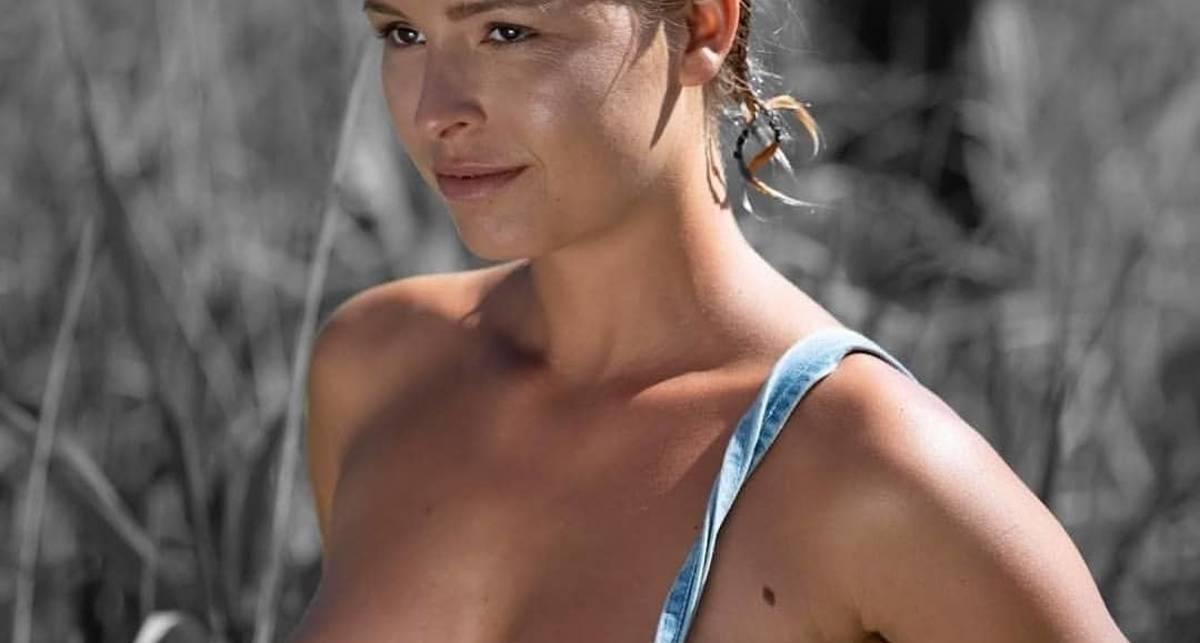 Красотка дня: голая модель-провокатор Мариса Папен