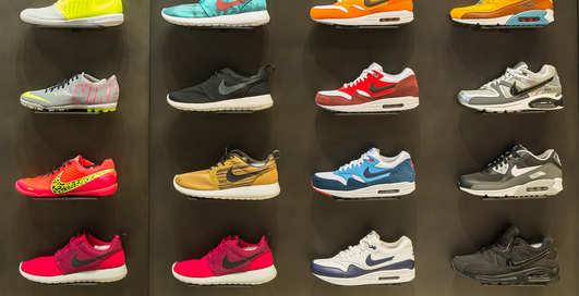 Назван бренд, который может обогнать Nike по популярности