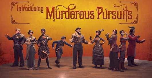 Бесплатно в Steam: Геймерам дарят лицензионную игру Murderous Pursuits