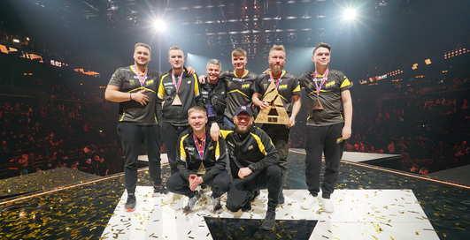 Украинцы выиграли крупный турнир по Counter-Strike в Дании