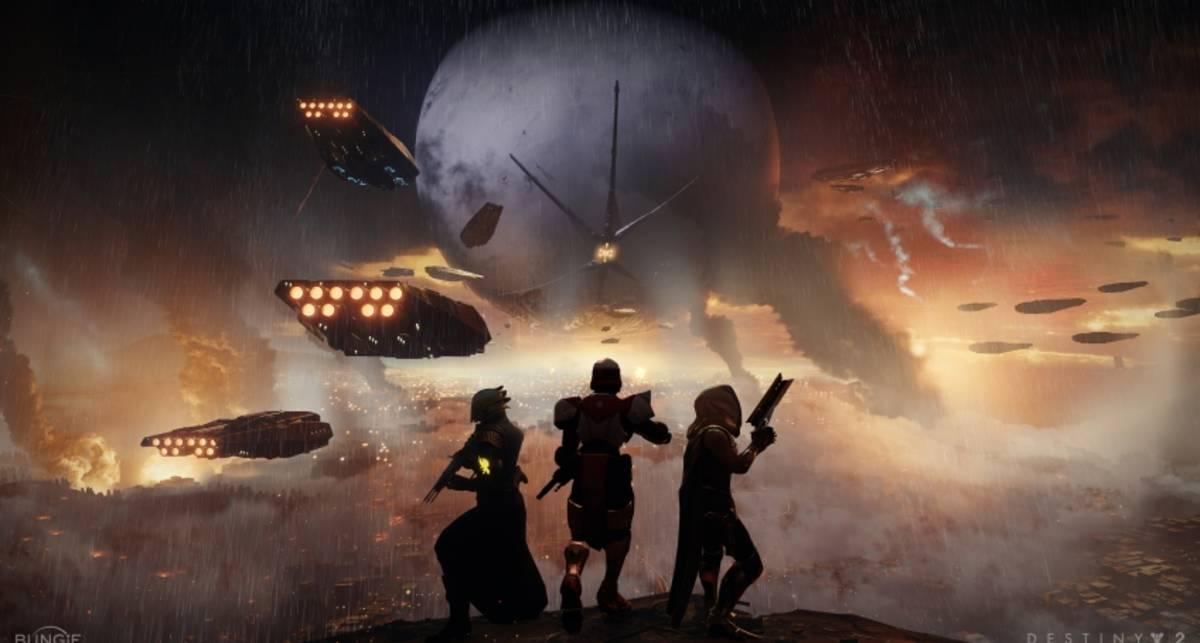 Разработчики бесплатно раздают одну из лучших игр 2017 года - Destiny 2
