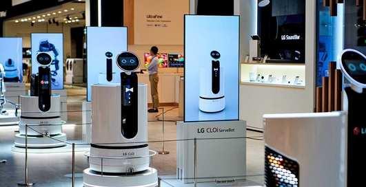 Покупателю на радость: созданы роботы для магазинов