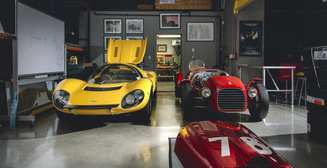 Как выглядит самая крутая коллекция Ferrari в мире