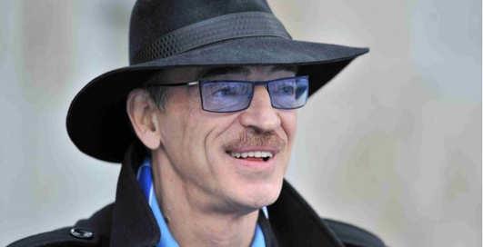 Теперь ты видел всё: Появилось фото Боярского без шляпы