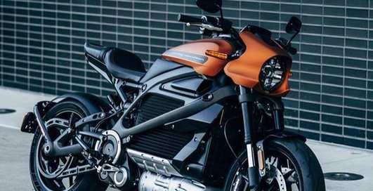 Harley-Davidson представил первый серийный электробайк