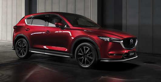 Mazda отзывает более 600 тысяч авто из-за неисправности
