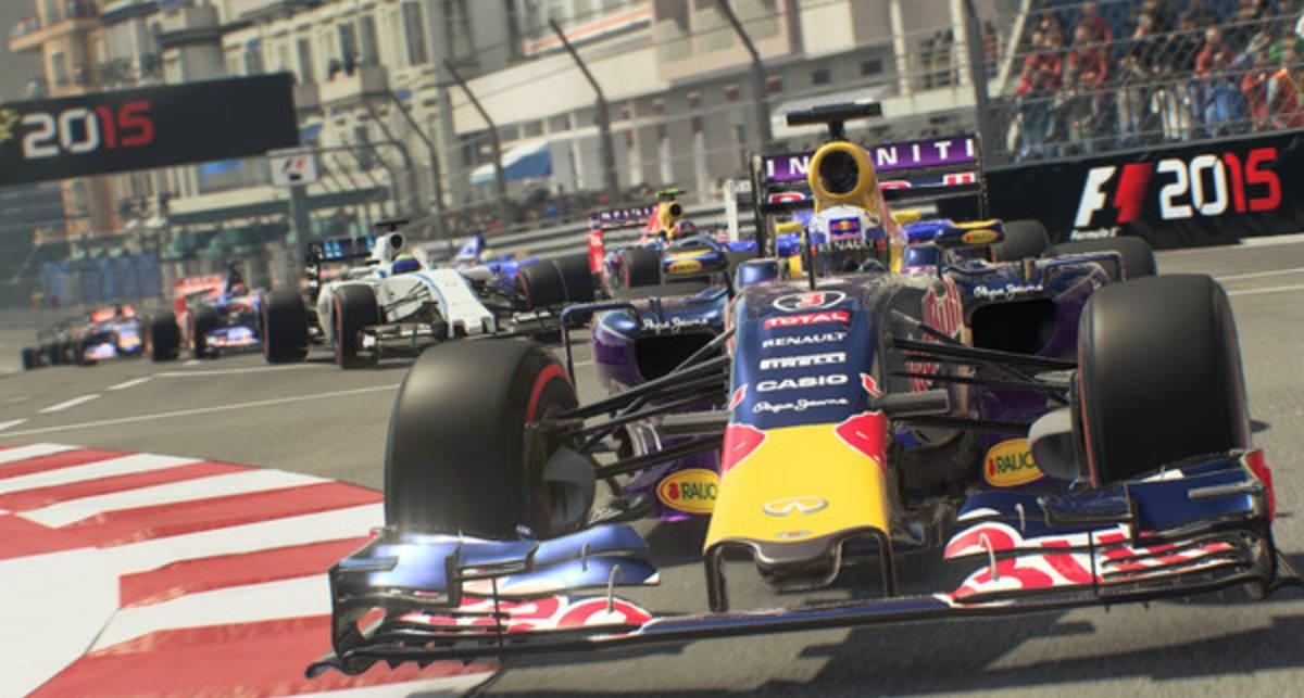 Почувствуй себя гонщиком: Геймерам бесплатно раздают игру F1 2015