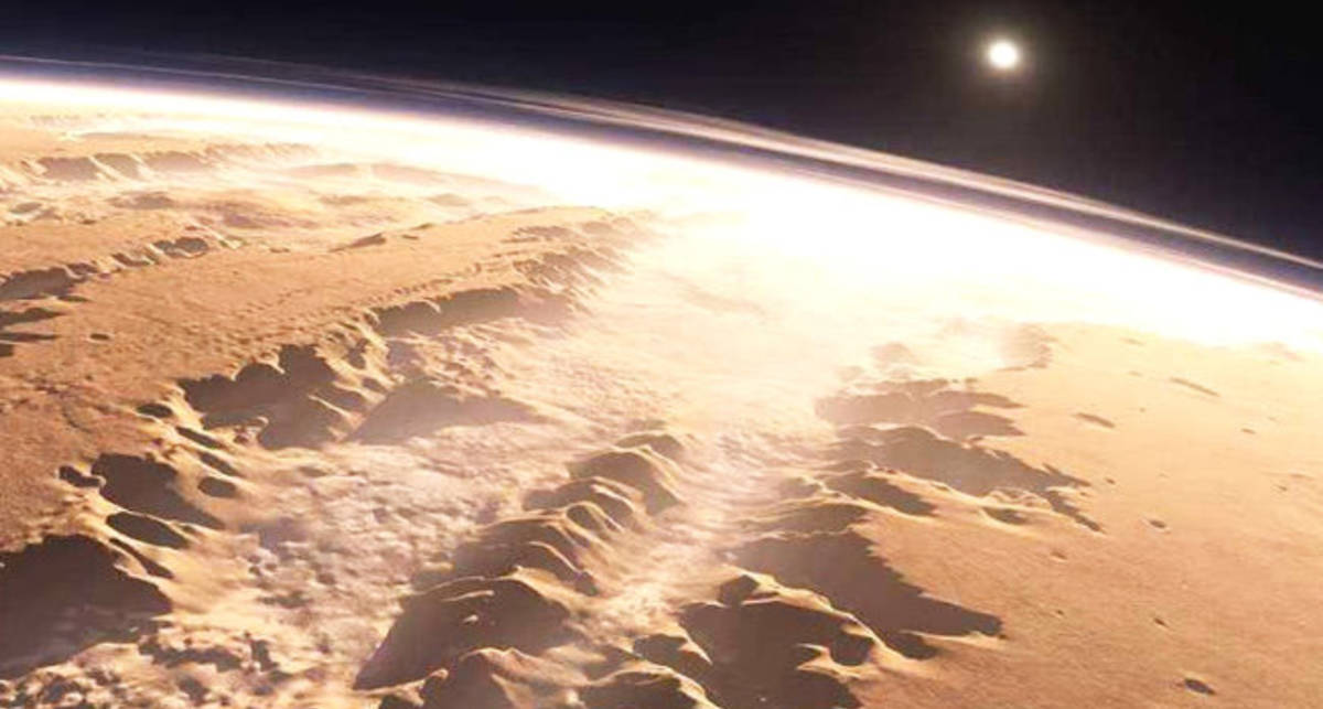 Марсианская соната: ученые записали мелодию рассвета на Марсе