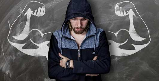 Главные правила похудения для мужчин