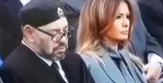 Уснул королем - проснулся звездой рядом с Меланией Трамп