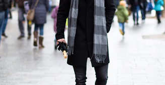 ТОП-5 способов завязать шарф этой осенью