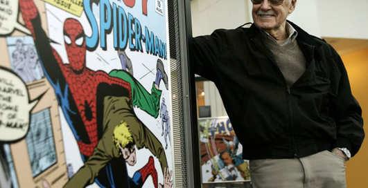 Всемогущий вселенной Marvel: в память о Стэне Ли