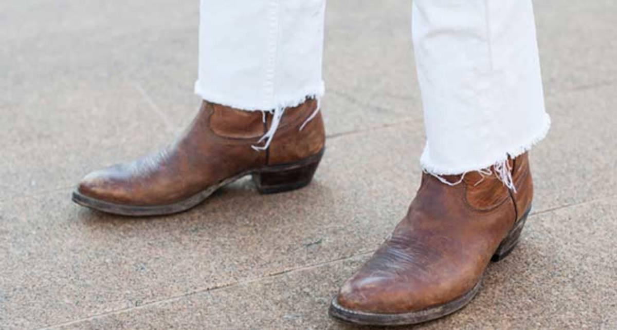 Добрый молодец или огородник: как носить сапоги