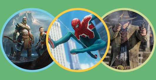 ТОП-10 лучших видеоигр 2018 года по версии журнала Time