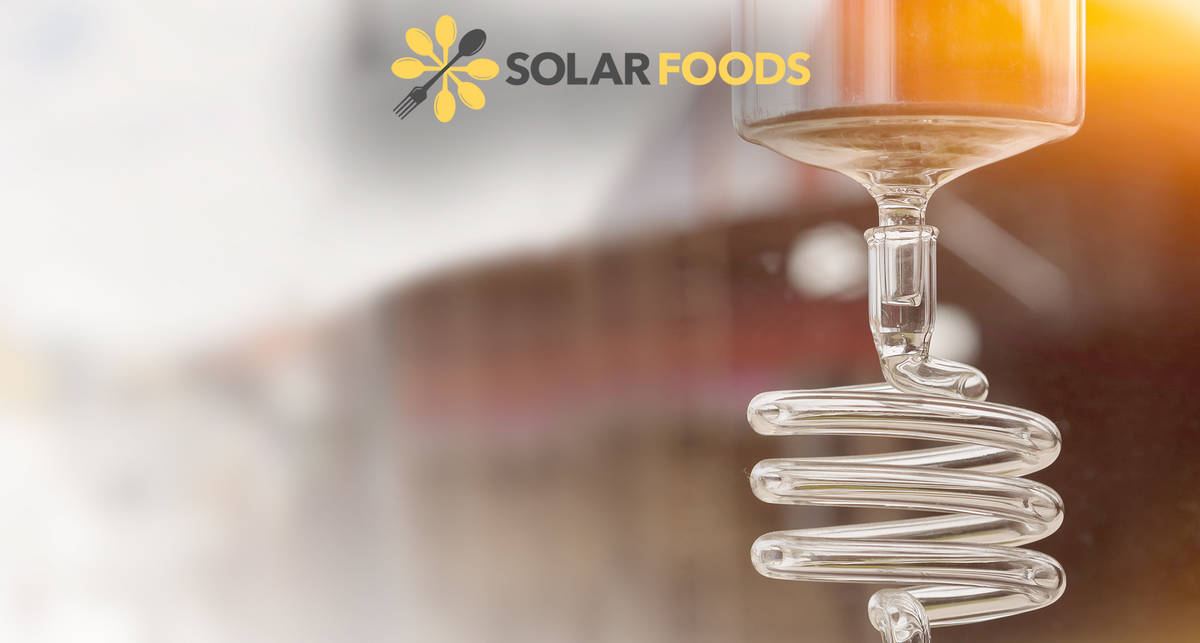 Космическое питание: финская компания будет делать еду из воздуха