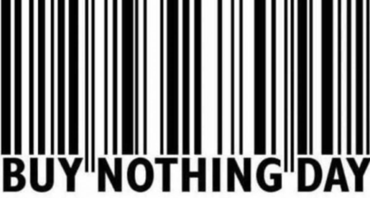 Черная пятница vs Всемирный день отказа от покупок