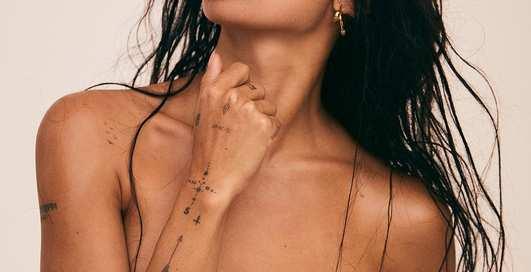 Красотка дня: актриса и модель Зои Кравиц