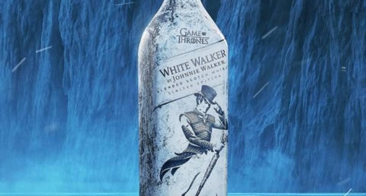 Зима близко, покупай виски: известный бренд создал напиток с белым ходоком