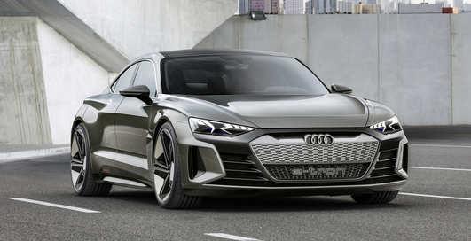 Audi представила конкурента Tesla Model S