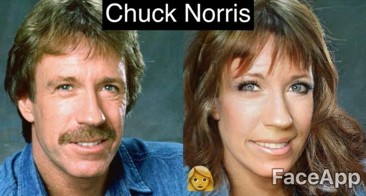 Как бы выглядели известные мужчины, если бы были женщинами: Эпичная подборка