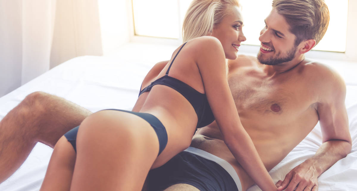 Может ли секс заменить занятия спортом?