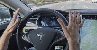 Автопилот-преступник: в США Tesla с пьяным водителем и автопилотом устроила гонки с копами