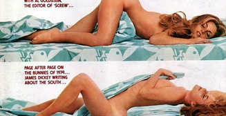 Самые легендарные обложки журнала Playboy