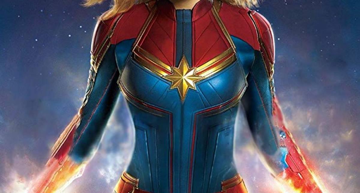Marvel показали второй трейлер «Капитана Марвел»