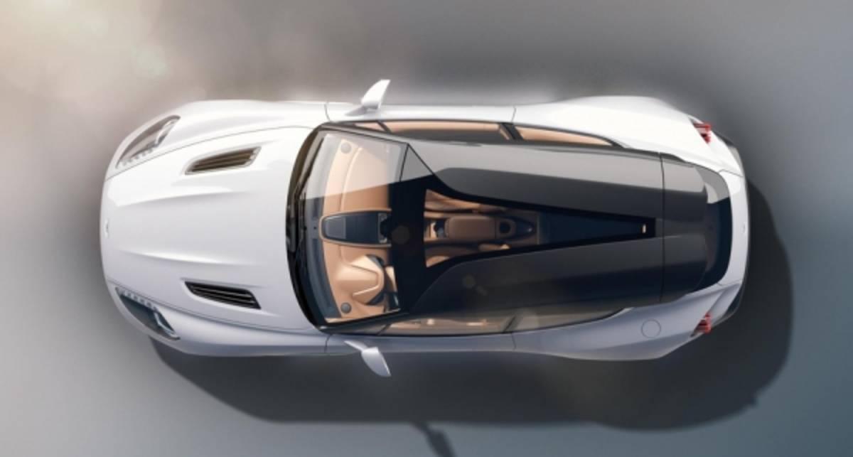 Aston Martin перешел на универсалы: презентован Vanquish Shooting Brake Zagato